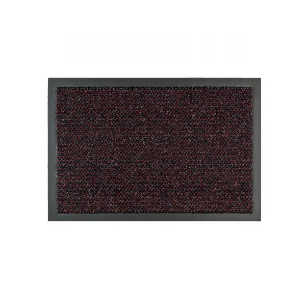 Graphit Sauberlaufmatte 40x60 rot