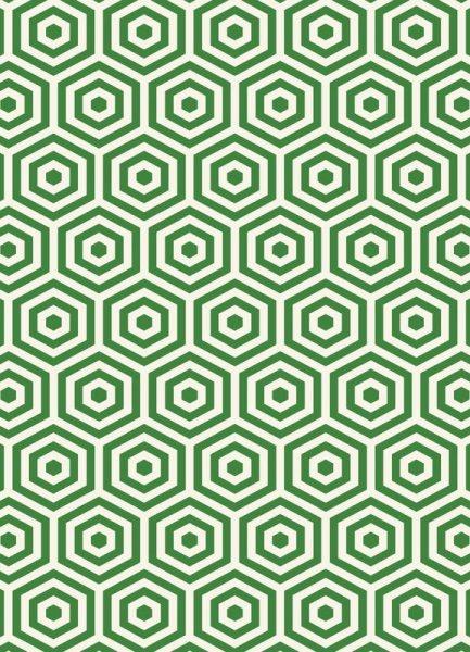 Green Beehive Leinwandbild