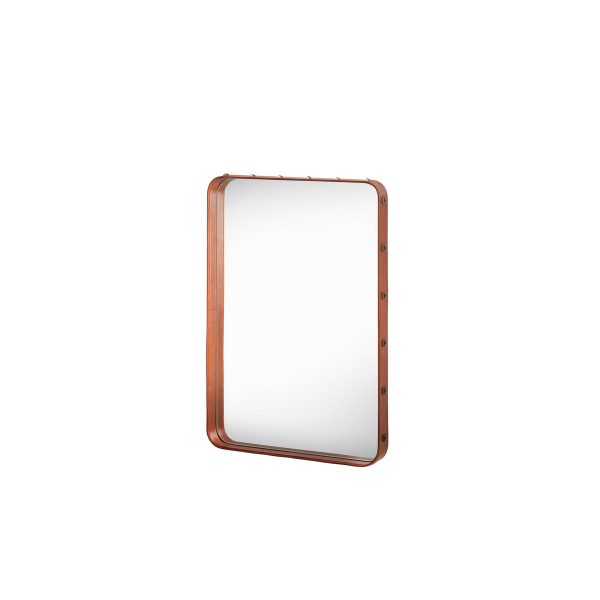 Gubi - Adnet Spiegel 70 x 48 cm