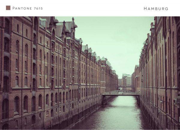 Hamburg 7615 Leinwandbild