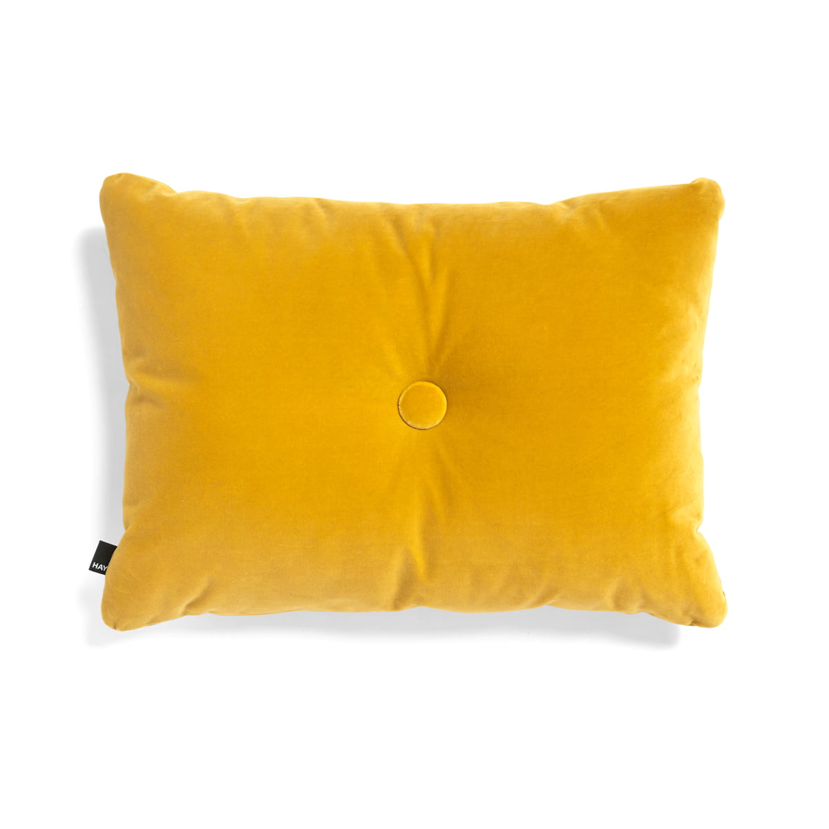 hay kissen dot soft 45 x 60 cm gelb gelb h 45 b 60. Black Bedroom Furniture Sets. Home Design Ideas
