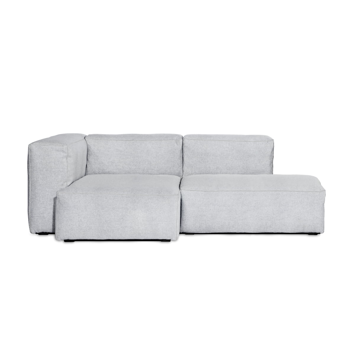 hay mags soft sofa 2 5 sitzer kombination 3 s8262 s9302 hellgrau steelcut 2 120. Black Bedroom Furniture Sets. Home Design Ideas