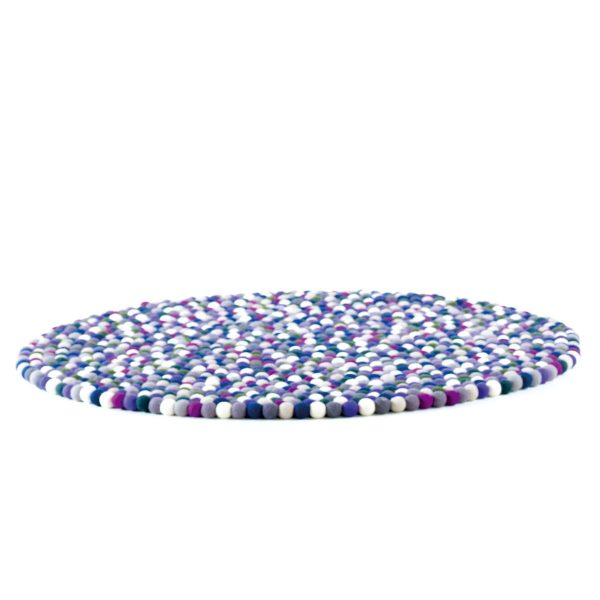 Hay - Pinocchio Teppich purple