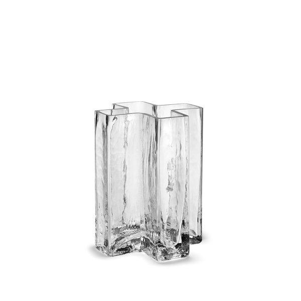 Holmegaard - Crosses Vase H 12 cm