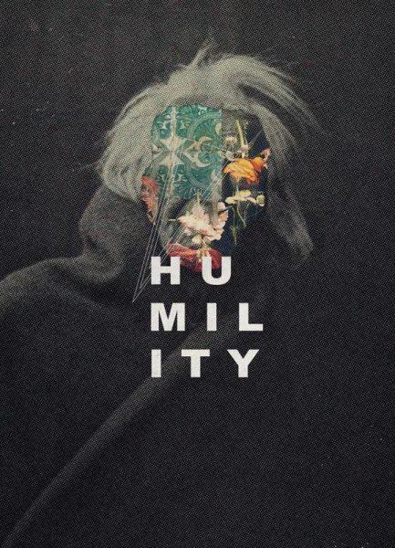 Humility Leinwandbild