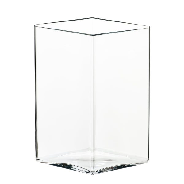 Iittala - Ruutu Vase 205 x 270 mm