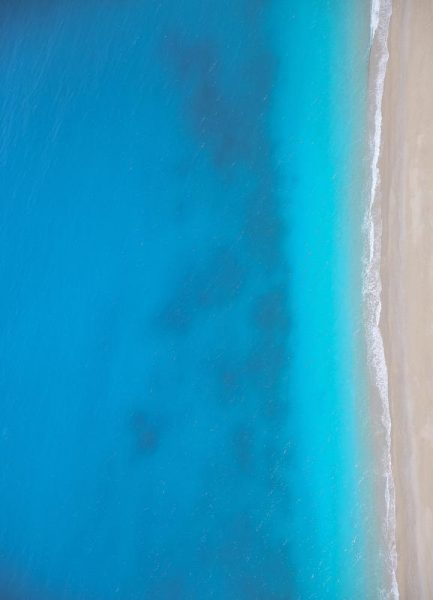 Ioninan Sea Leinwandbild