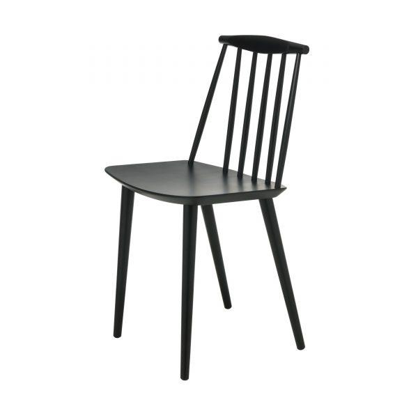 J77 Stuhl schwarz