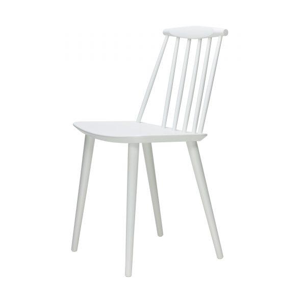 J77 Stuhl weiß