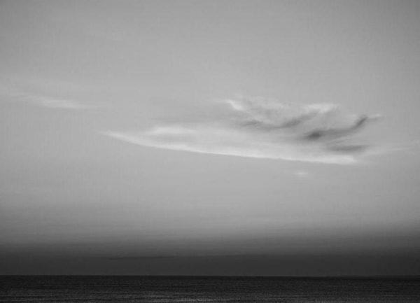 Jersey shore Leinwandbild