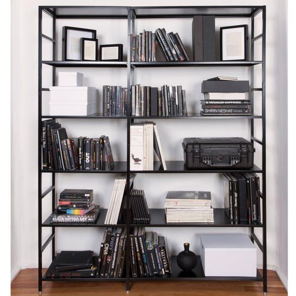 K3+ Regalsystem Fachboden 60x36 schwarz