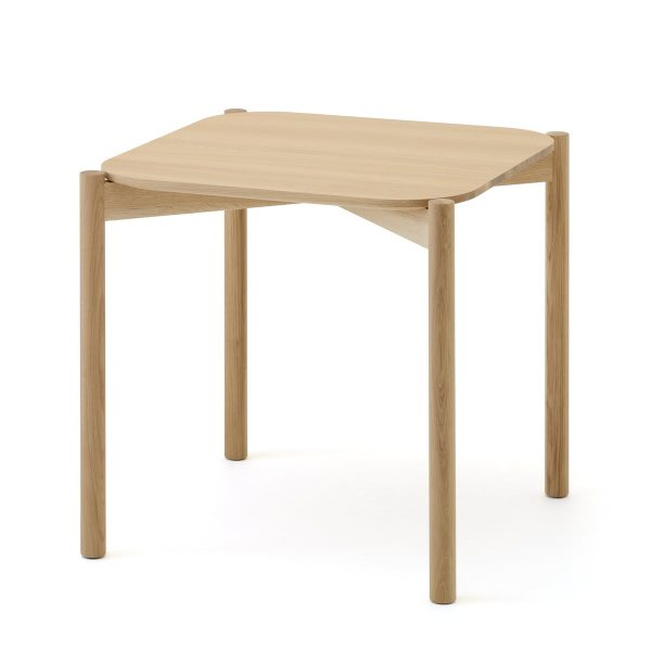 Karimoku New Standard - Castor Table Eiche