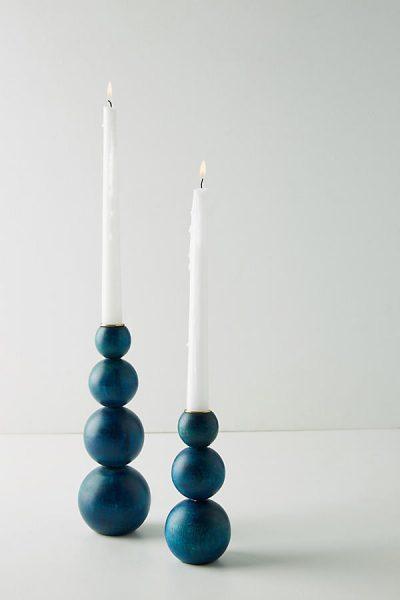 Kugel-Kerzenständer - Navy44303139EU