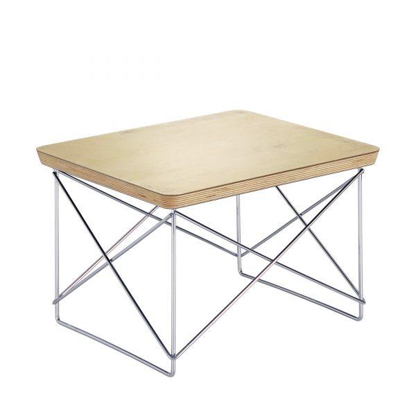LTR Occasional Table Beistelltisch Blattgold