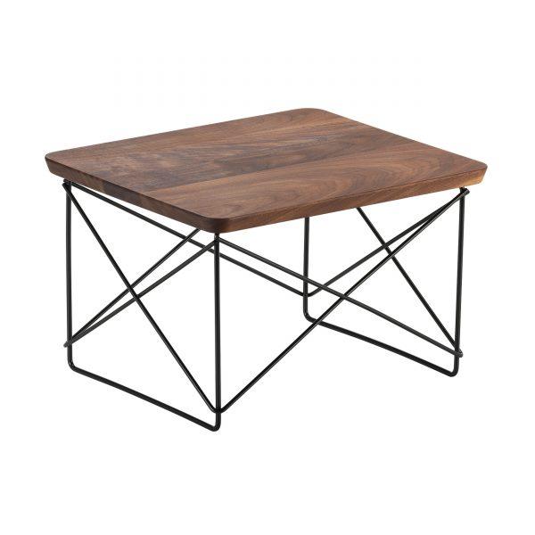 LTR Occasional Table Beistelltisch nussbaum-basic dark