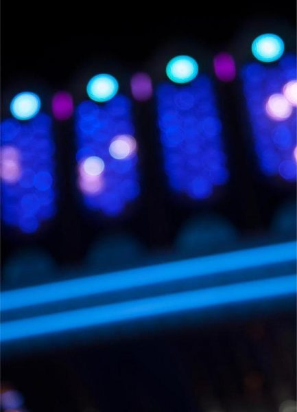 Light 2 Leinwandbild