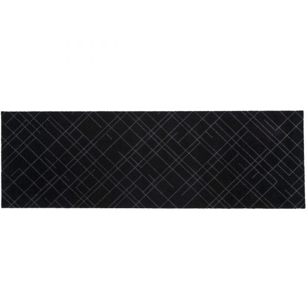 Lines 250 Sauberlaufmatte schwarz-grau