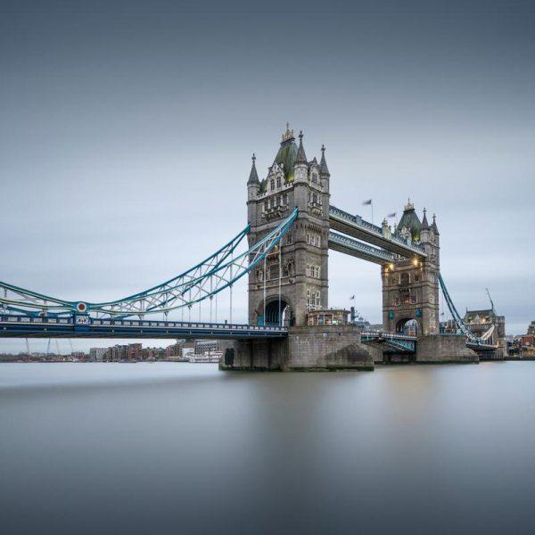 London Tower Bridge Leinwandbild