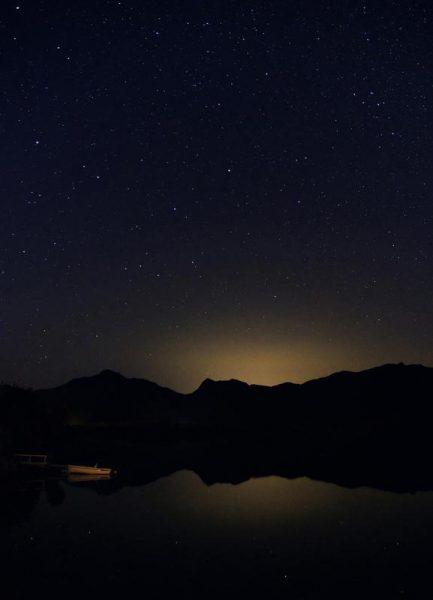 Look at the Stars 1 Leinwandbild