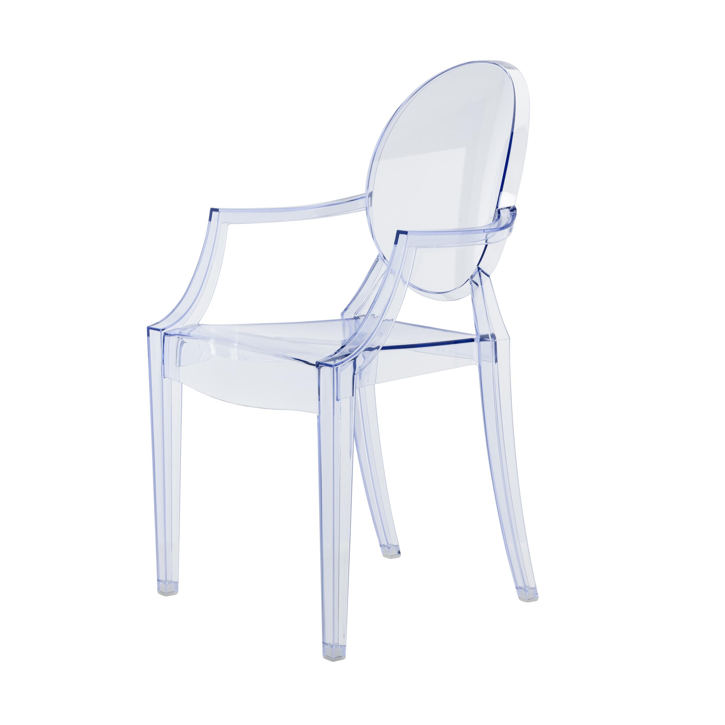 Louis Ghost Sessel - - A038156.002 online kaufen bei WOONIO