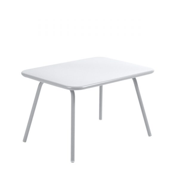 Luxembourg Kid Tisch baumwollweiß