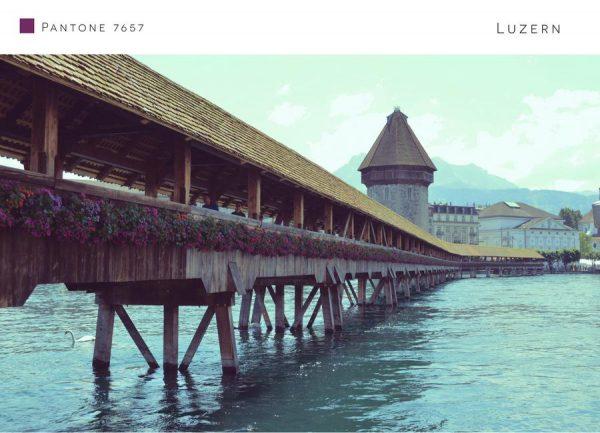 Luzern 7657 Leinwandbild