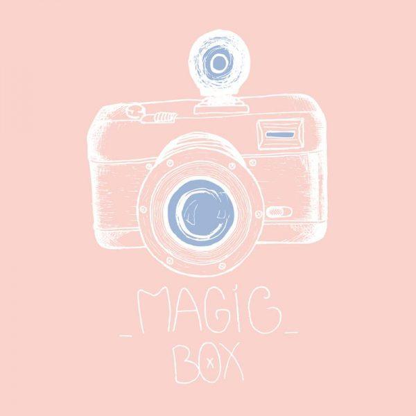 Magic Box Leinwandbild