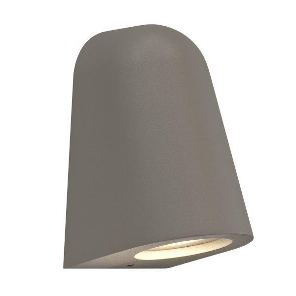 Mast Light Wandleuchte silber