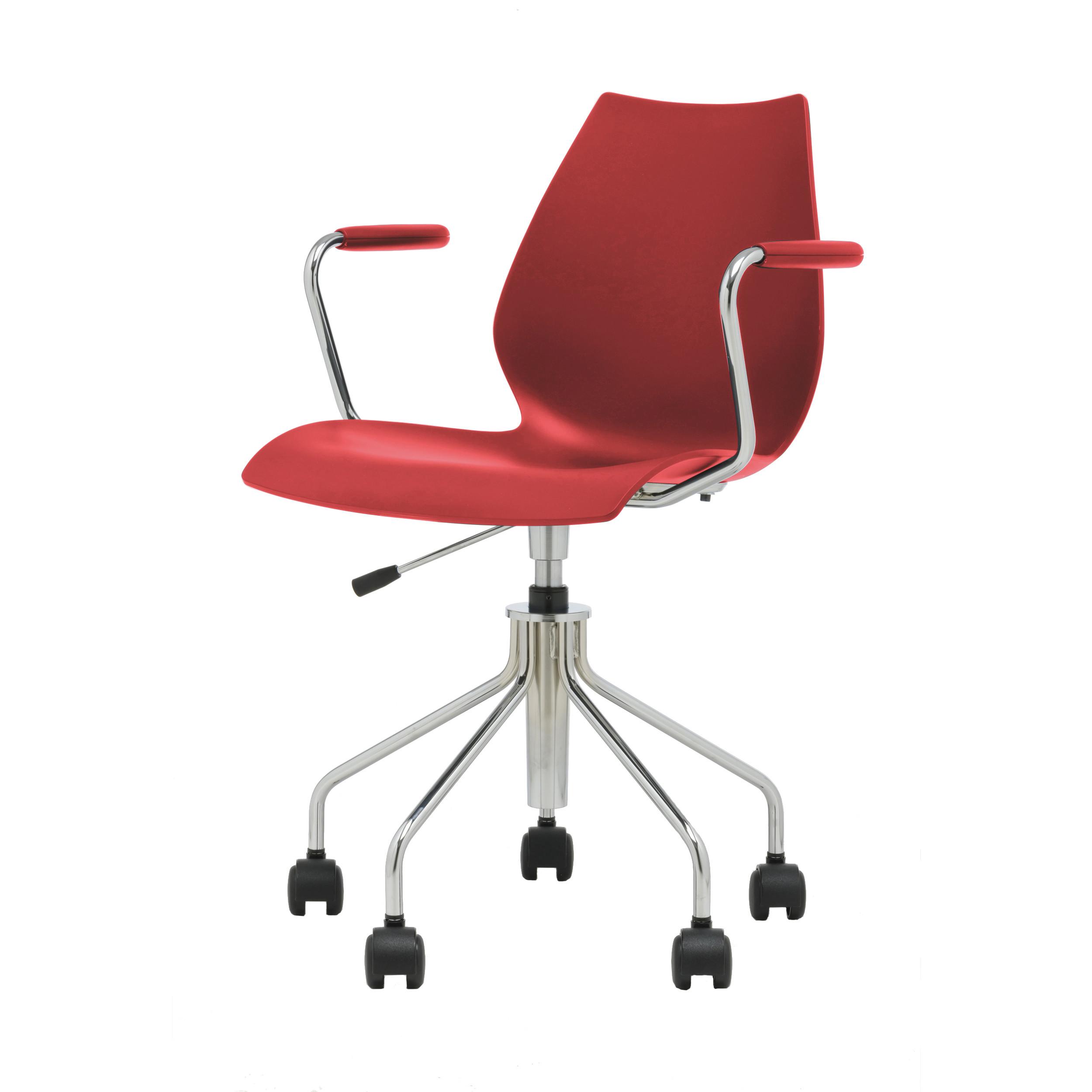 maui drehstuhl mit armlehnen und gasfeder online kaufen bei woonio. Black Bedroom Furniture Sets. Home Design Ideas