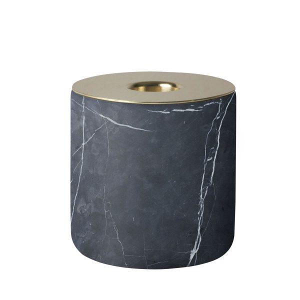 Menu - Chunk of Black Marble