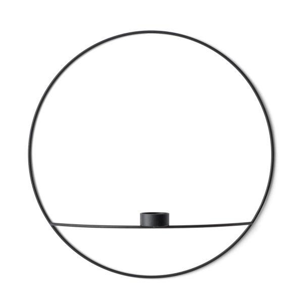Menu - Pov Circle Teelichthalter