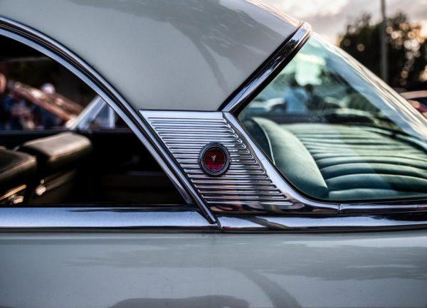 Mercury Monterey Leinwandbild
