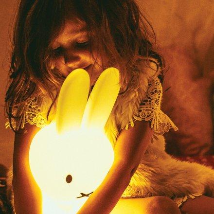 miffy lampe my first light xs wei silikon online kaufen bei woonio. Black Bedroom Furniture Sets. Home Design Ideas
