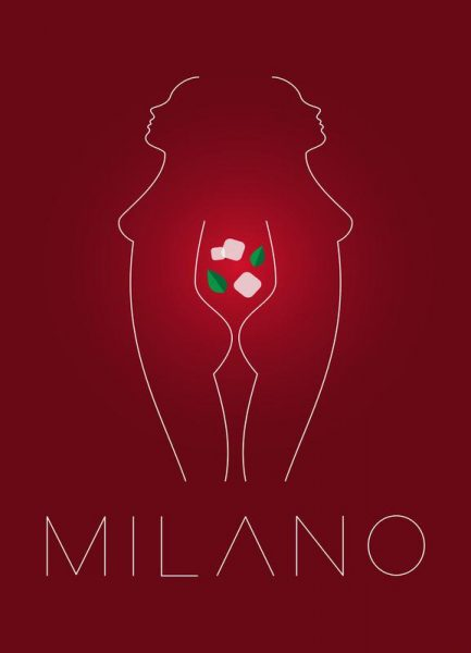 Milano by Wuukasch Leinwandbild