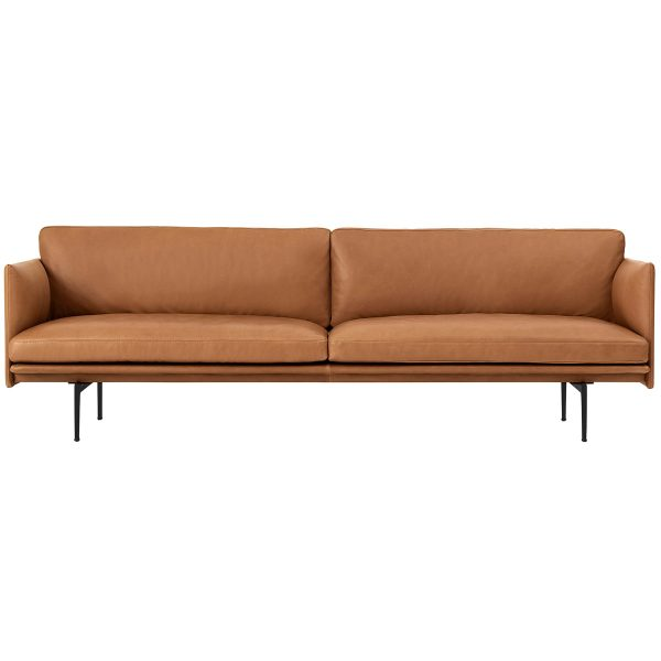 Muuto - Outline Sofa 3-Sitzer