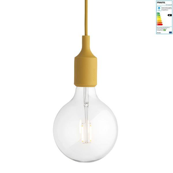 Muuto - Socket E27 LED-Pendelleuchte