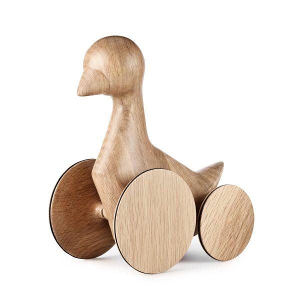 Normann Copenhagen - Ducky OakEiche NaturT:10 H:23 B:19