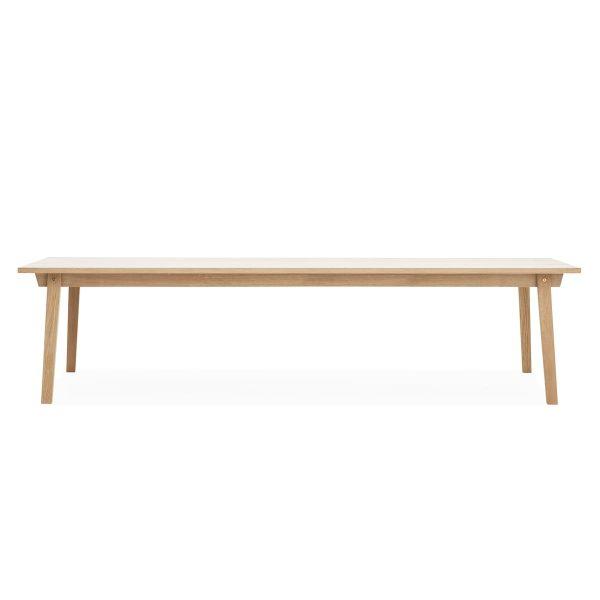 Normann Copenhagen - Slice Table Wood 90 x 300 cm