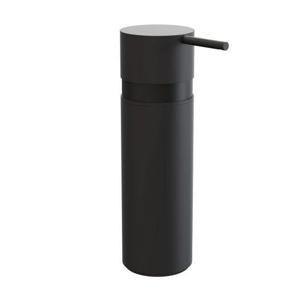 Nova² Seifenspender schwarz