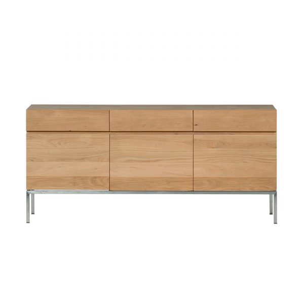 Oak Ligna 3 Sideboard