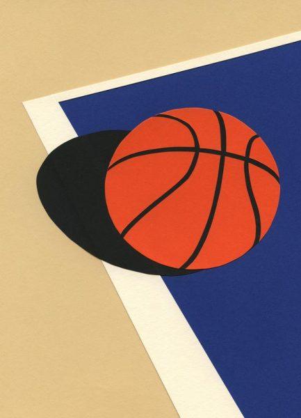 Oakland Basketball Team Leinwandbild