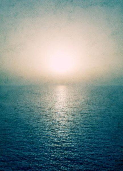 Oceanic Leinwandbild