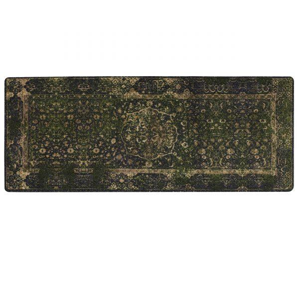 Oriental Dream Sauberlaufmatte 200x80 grün/beige