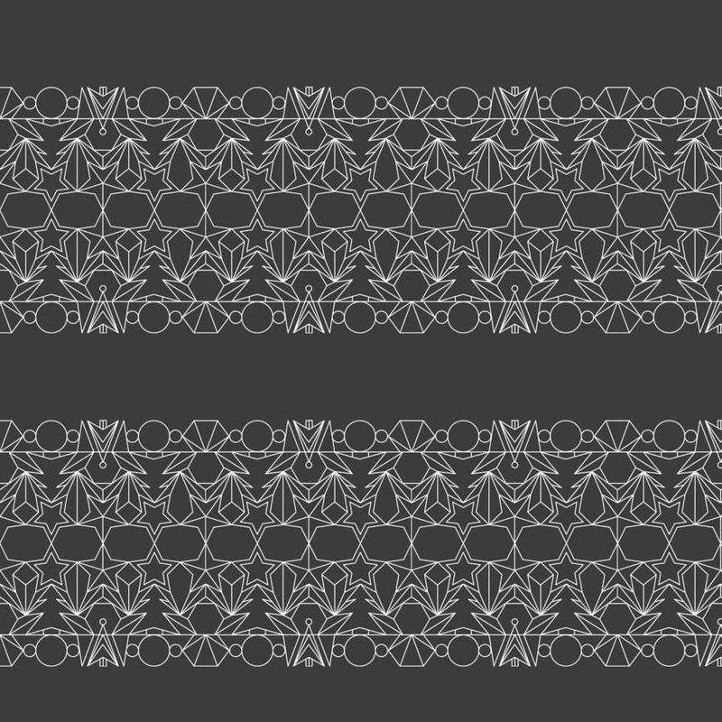 Outline grau leinwandbild online kaufen bei woonio - Leinwandbild grau ...
