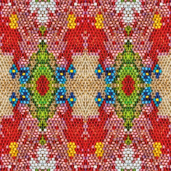 Pearl Pattern Leinwandbild