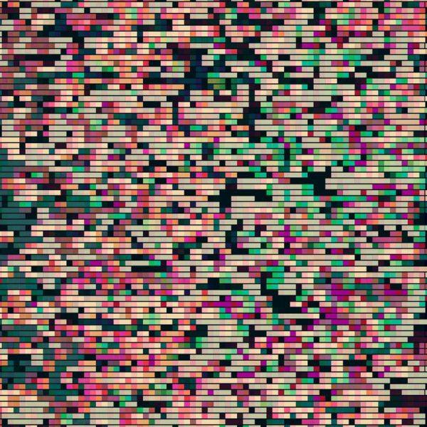 Pixelmania X Leinwandbild