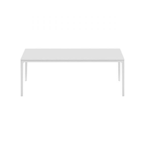 Plate Table Beistelltisch mit MDF Platte 70