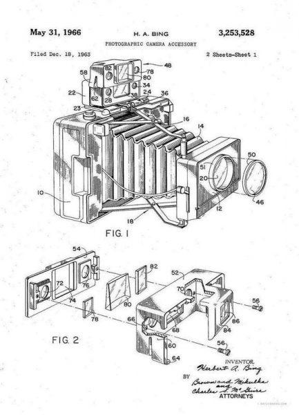 Polaroid Camera Accessory