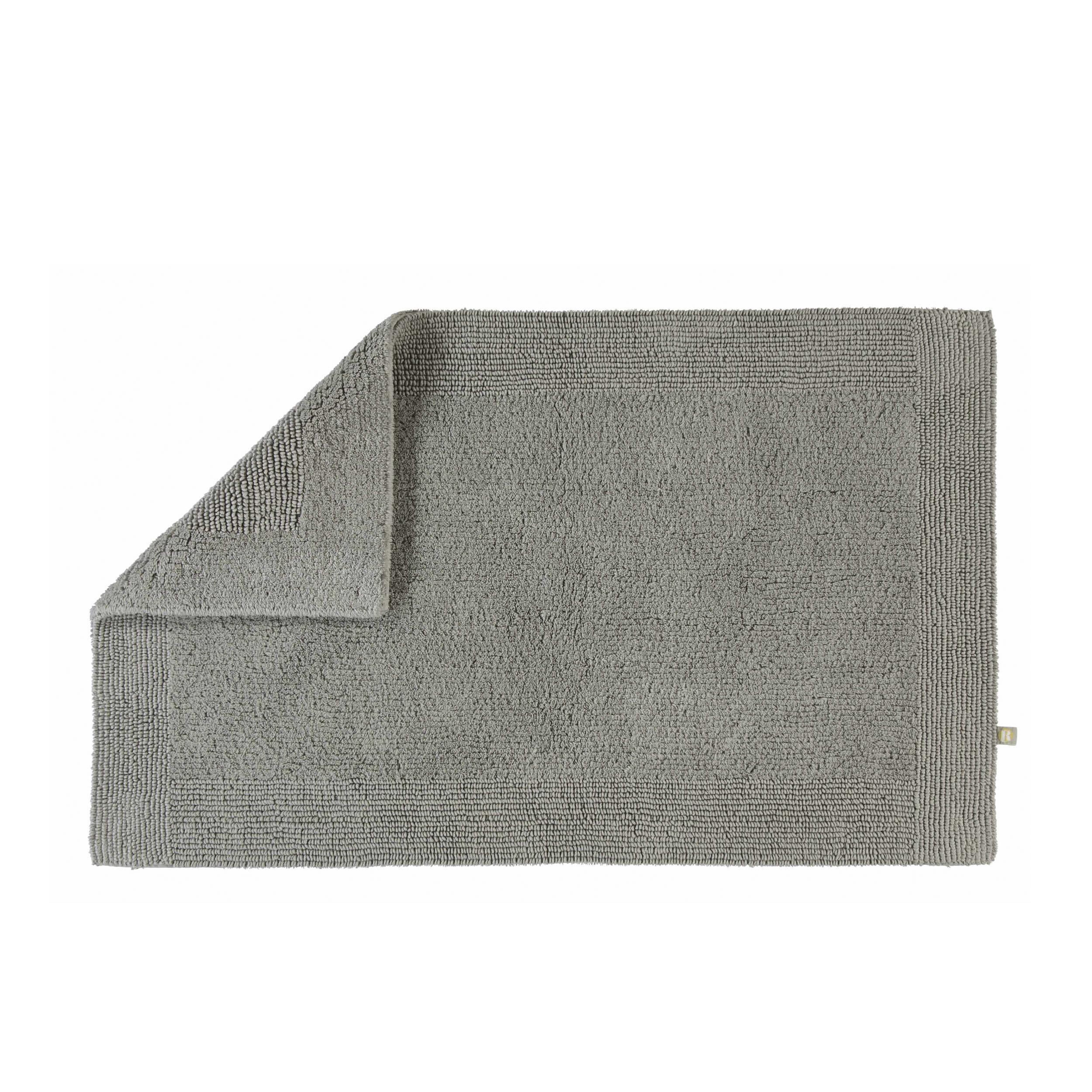 prestige badteppich 130x70 kiesel online. Black Bedroom Furniture Sets. Home Design Ideas