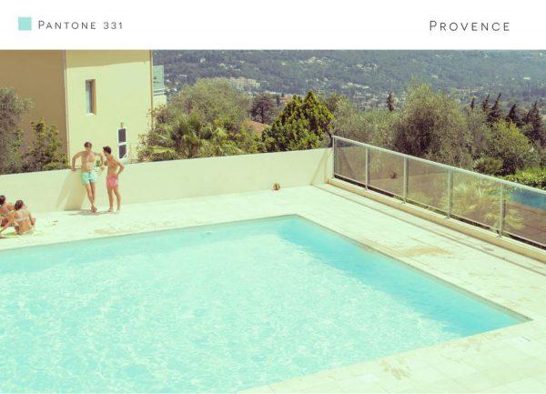 Provence 331 Leinwandbild